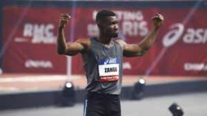 Zango, puissant rival pour Christian Taylor