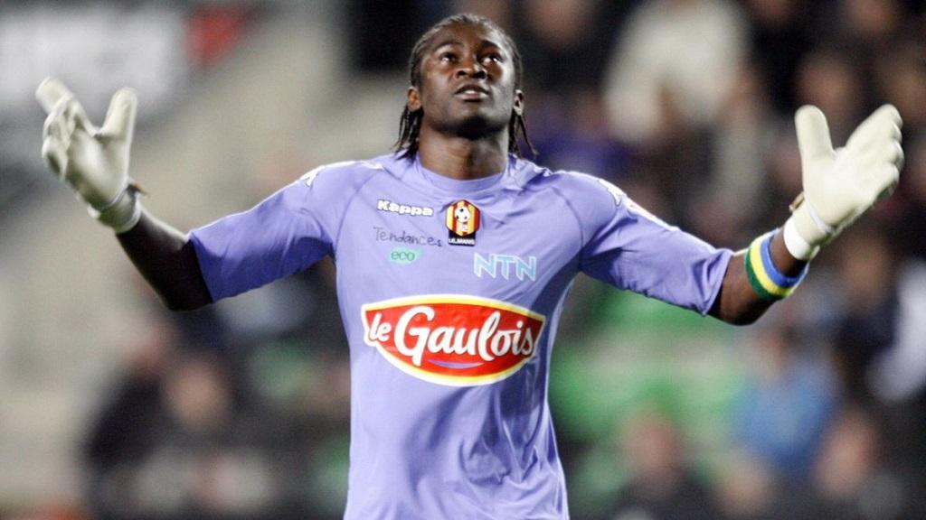 A 38 ans, Didier Ovono (Gabon) rêve d'un retour en sélection.