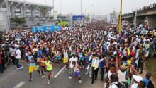 Abuja veut lancer son premier Marathon
