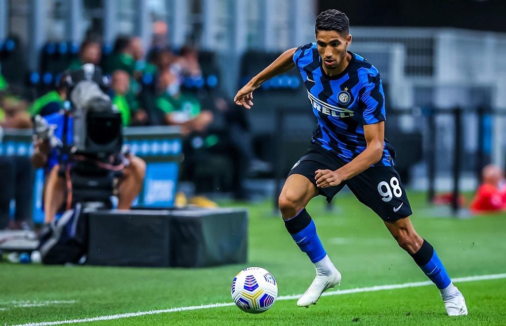 Achraf Hakimi intéresserait Arsenal, Chelsea et Manchester City.