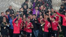 Al Ahly, champion d'Afrique