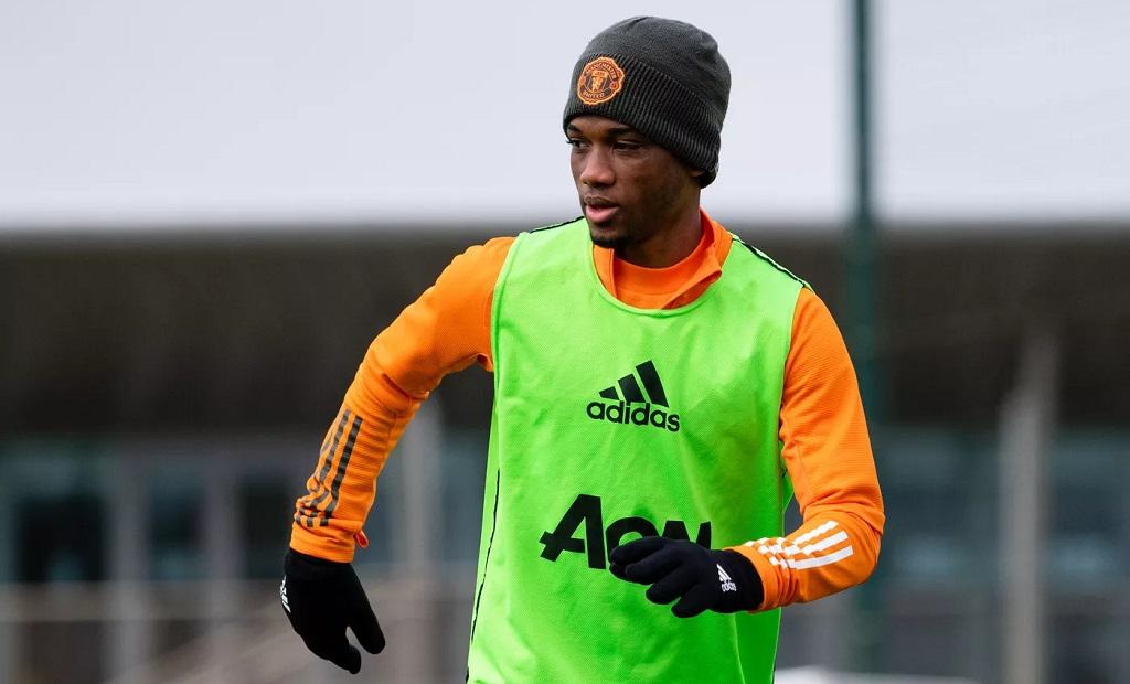 Amad Diallo, la pépite ivoirienne de Manchester United.