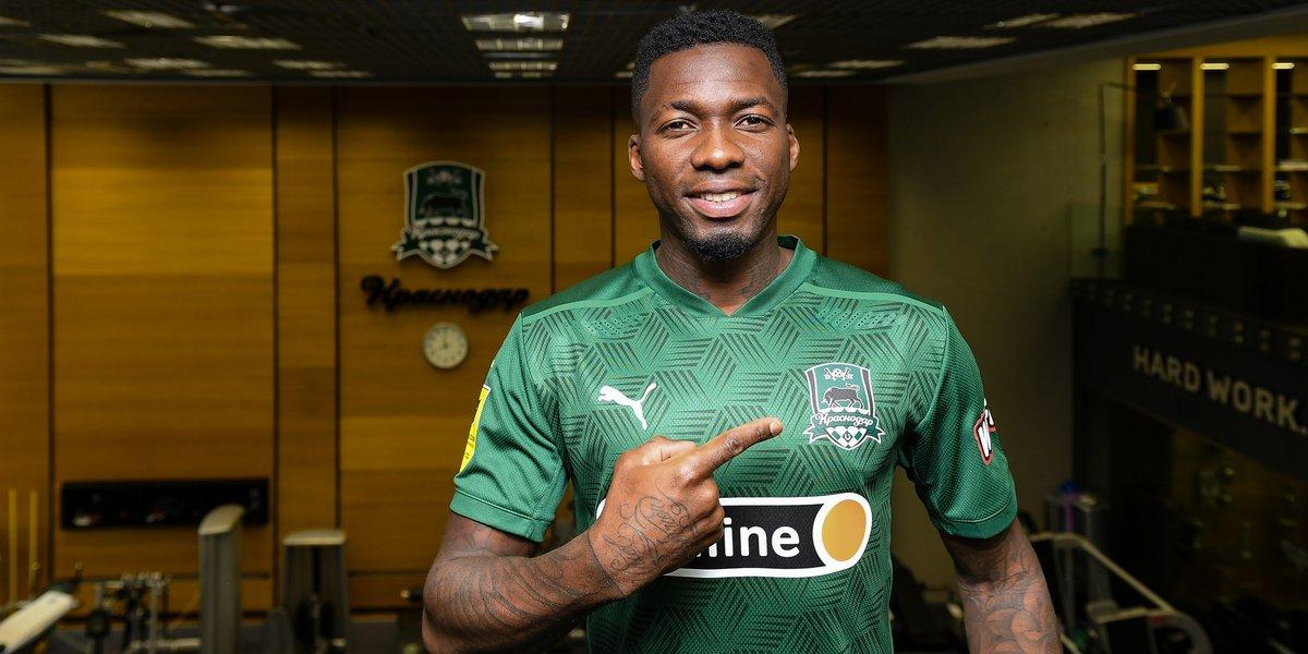 Ambroise Oyongo prêté par Montpellier à Krasnodar