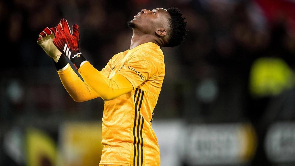 André Onana suspendu un an par l'UEFA pour dopage.