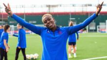 Asisat-Oshoala gagne la Liga féminine