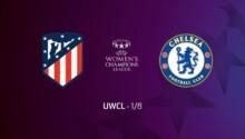 L'Atletico d'Ajara Nchout fera face à Chelsea en ligue des Champions
