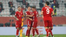 Bayern Munich, champion d'Europe en titre