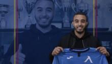 Bilal Bari, attaquant marocain de Levski Sofia