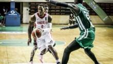 Sénégal face à l'Angola, éliminatoires Afrobasket 2021