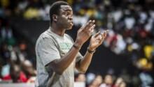 Cheikh Sarr - Basket - Rwanda - Amavubi