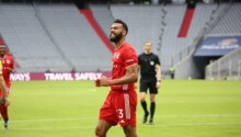 Eric Choupo Moting marque son premier but en Bundesliga