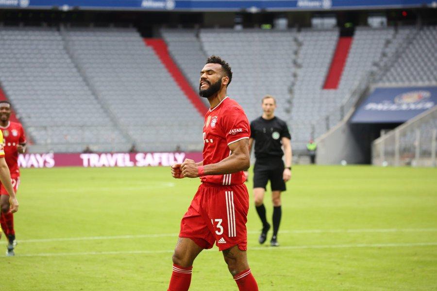 Eric Choupo Moting marque son premier but en Bundesliga avec le Bayern