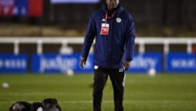 Emile Heskey, nouveau coach de Leicester féminin