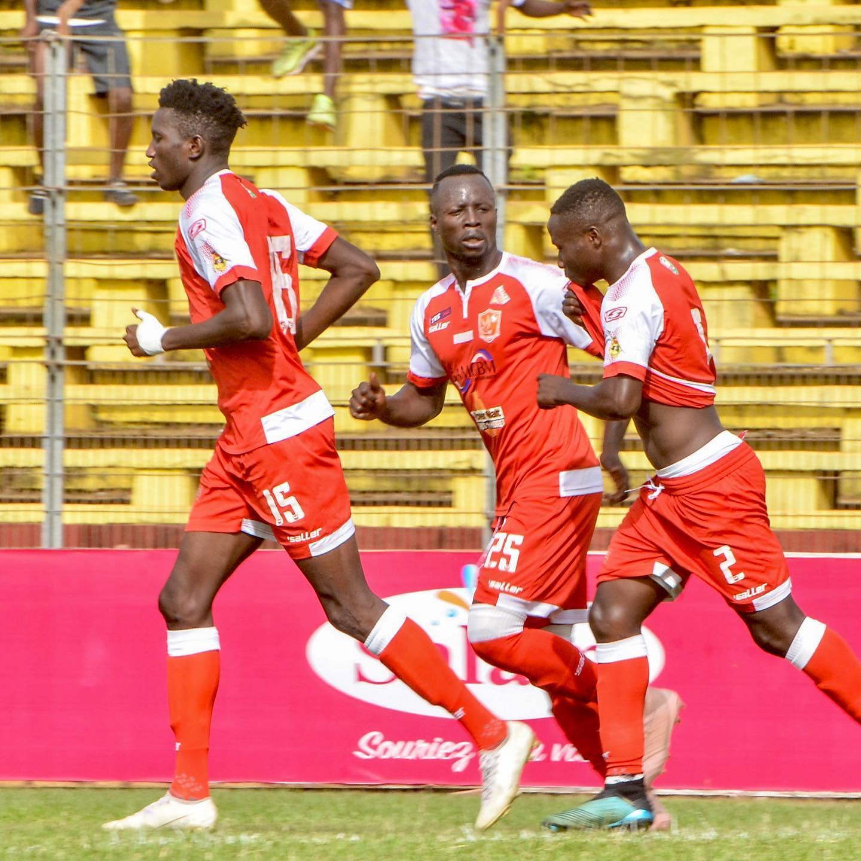 Ligue des champions de la CAF: Horoya aura sa manche retour