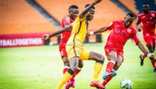 Horoya AC - Kaizer Chiefs en LDC CAF