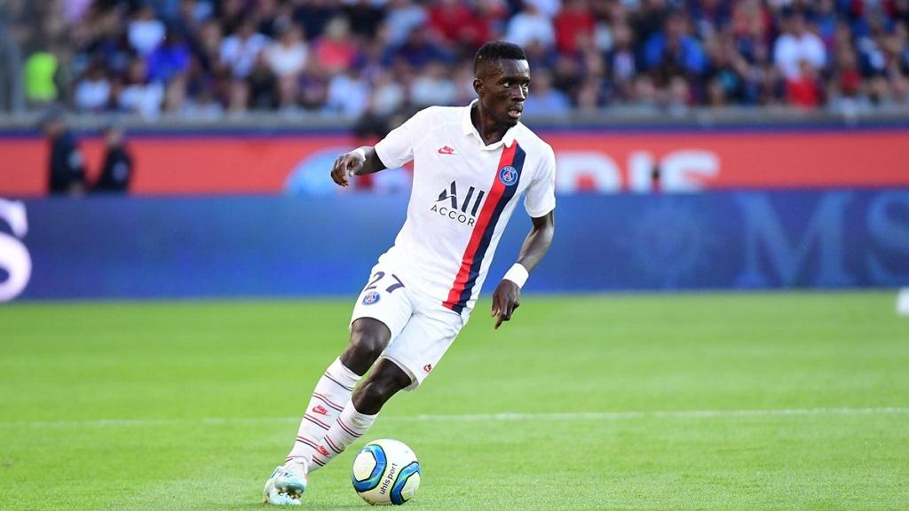 Idrissa Gana Guèye encore énorme face à Nice.