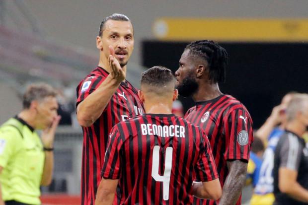 Zlatan Ibrahimovic fascine Ismael Bennacer