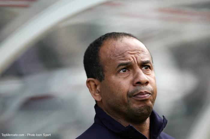 Jean Tigana, nouveau manager général du Sporting Club de Toulon