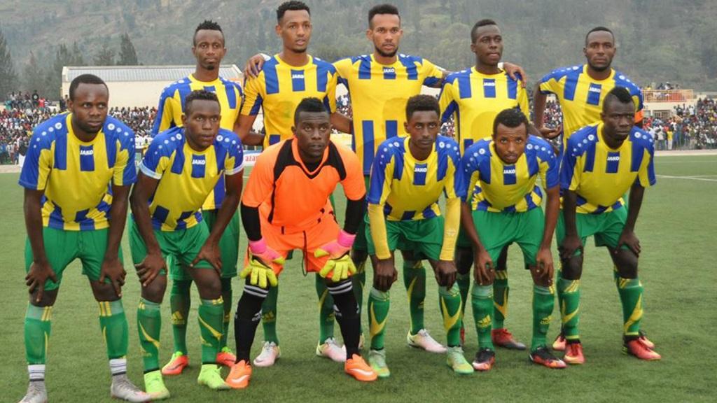 L'AS Kigali du Rwanda.