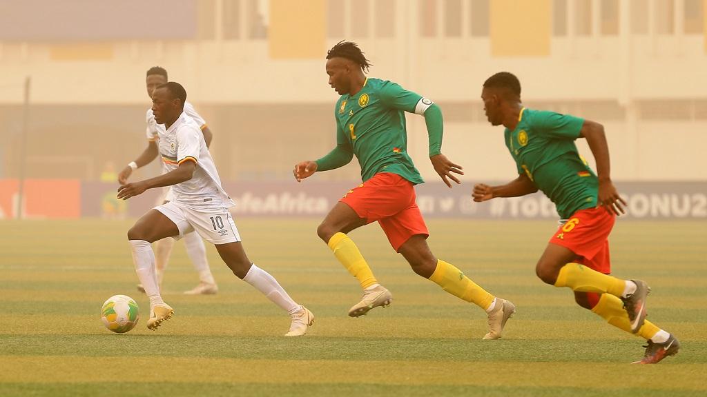 Le Cameroun bat l'Ouganda 1-0 et se qualifie pour les quarts de finale de la CAN U20.