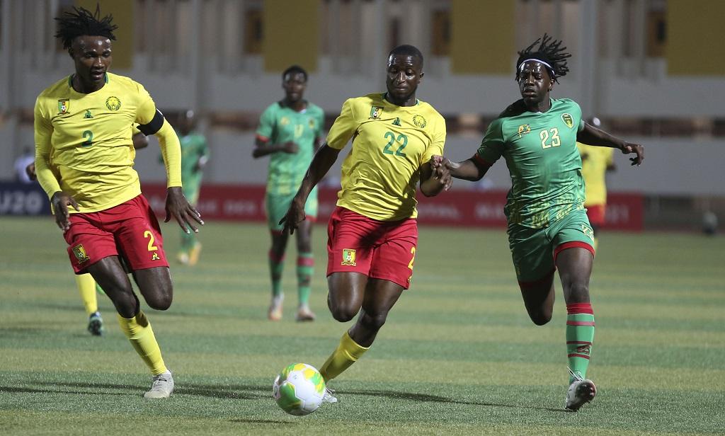 Le Cameroun fait chuter la Mauritanie en ouverture de la CAN U21.
