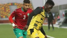 Le Maroc et le Ghana se neutralisent