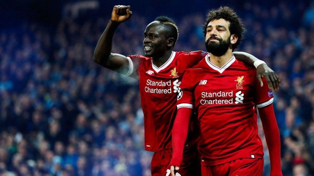 Le duo Mané-Salah portent encore Liverpool à Leipzig.