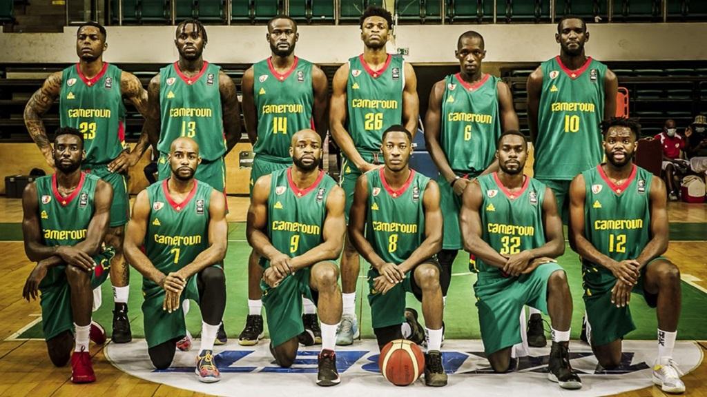 Les Lions Indomptables du basketball.