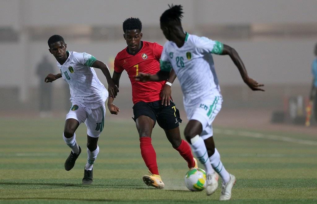 Les Mourabitounes de la Mauritanie se relancent à la CAN U20.