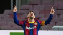 Messi encore attendu contre le PSG