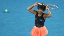 Noami Osaka remporte le jackpotde l'Open Australie