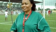 Ginette Ross présidente Issia Wazi de Côte d'ivoire