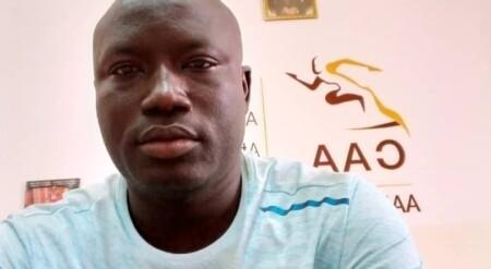 Pape Serigne Diène, DTN athlétisme du Sénégal