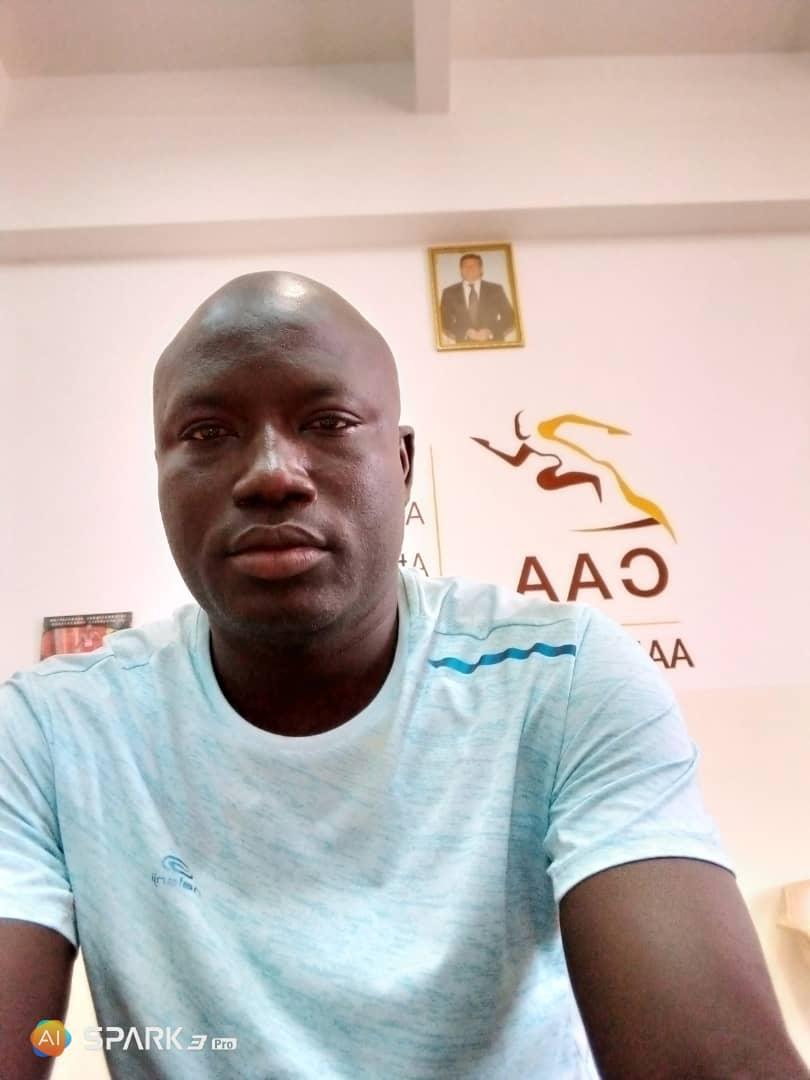 Pape Serigne Diène; DTN athlétisme du Sénégal
