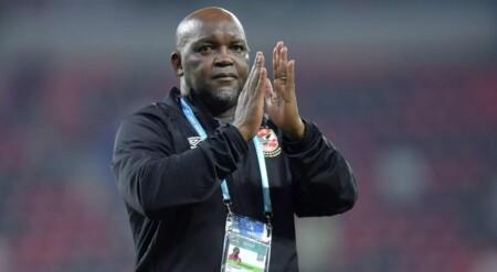 Pitso Mosimane, un des meilleurs entraineurs africains de l'histoire