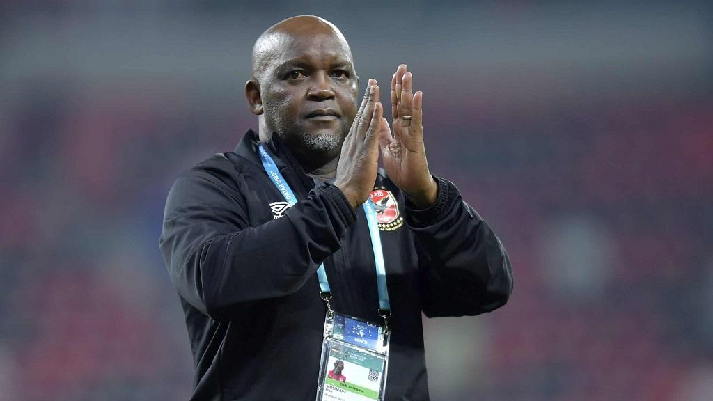 Après son sacre en Ldc CAF, Pitso Mosimane plaide  pour les entraineurs africains