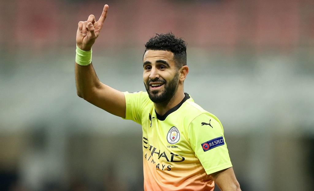 Riyad Mahrez déclare se sentir bien à Manchester City.