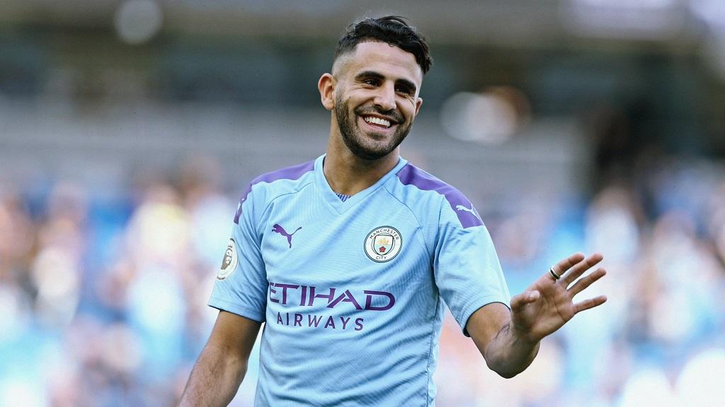 Riyad Mahrez encore décisif avec Manchester City.