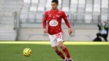 Romain Faivre suivi par Djamel Belmadi