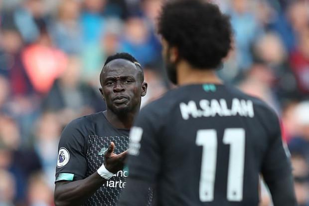 Sadio Mané gagne deux fois moins que Mohamed Salah à Liverpool