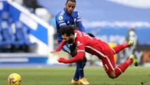 Salah marque mais Liverpool coule à Leicester