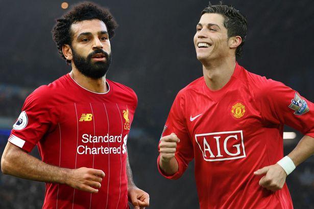 Salah vraiment meilleur que Ronaldo ?