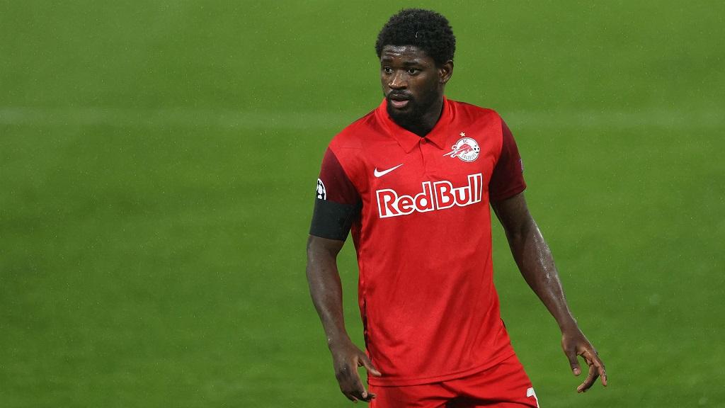 Sékou Koïta, suspendu trois mois par l'UEFA pour dopage.
