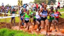 Sheila Chelangat, championne du Kenya de Cross Country
