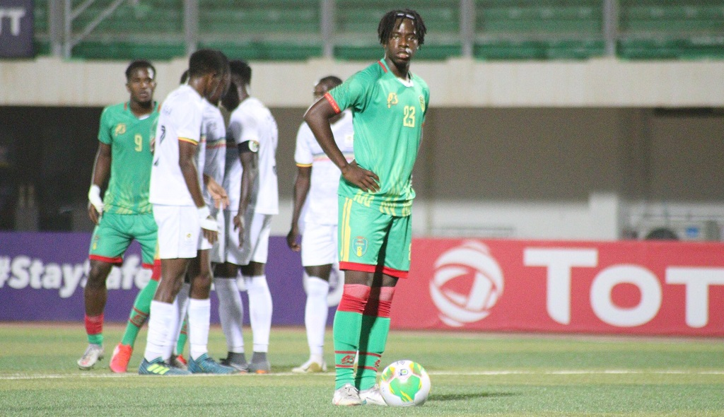 Silly Sankharé (photo) et les Mourabitounes U20 en danger.