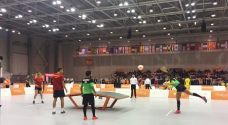 Teqball National Challenger Series à Madagascar