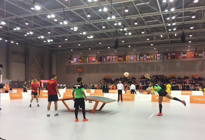 Teqball National Challenger Series à Madagascar