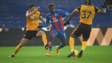 Wilfried Zaha, un élément essentiel de Crystal Palace