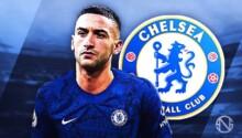 Ziyech à la peine à Chelsea