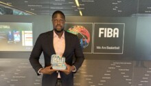 Oumar Sampil, SG Fédération guinéenne de basket